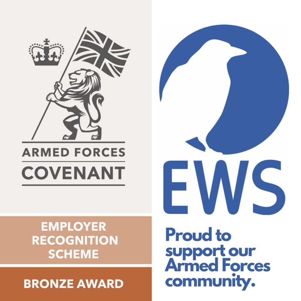 EWS awarded Armed Forces Covenant