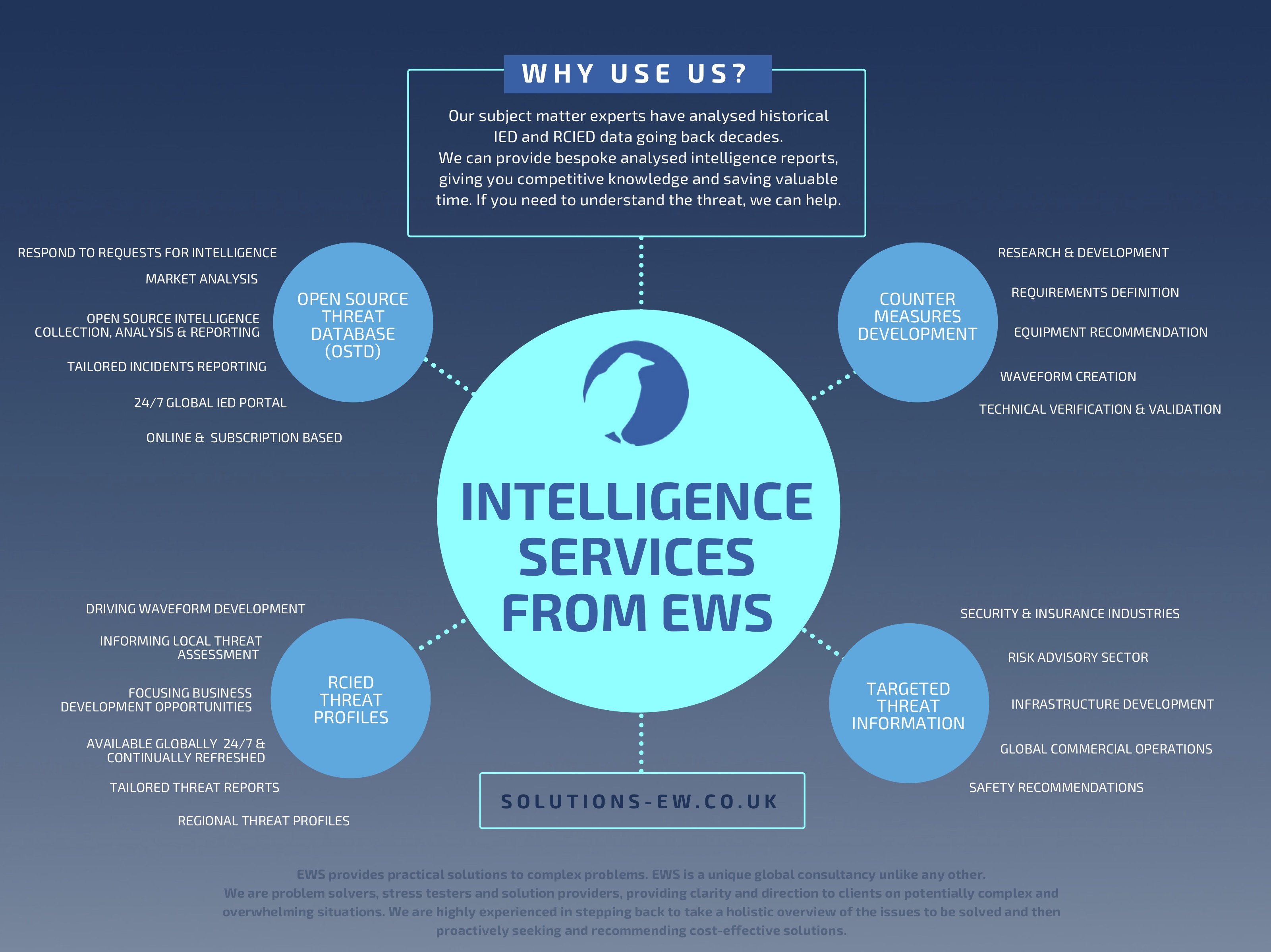 Intelligence Services from EWS Ltd