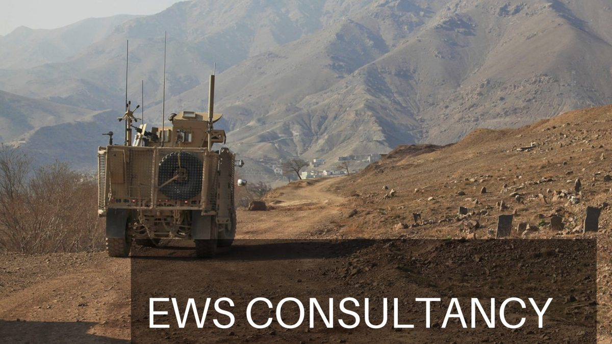 EWS Consultancy IED threat