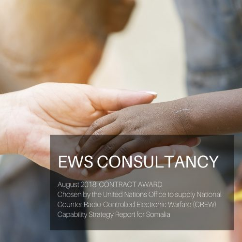 EWS EW Solutions Ltd awarded UN contract to deliver CREW report for Somalia