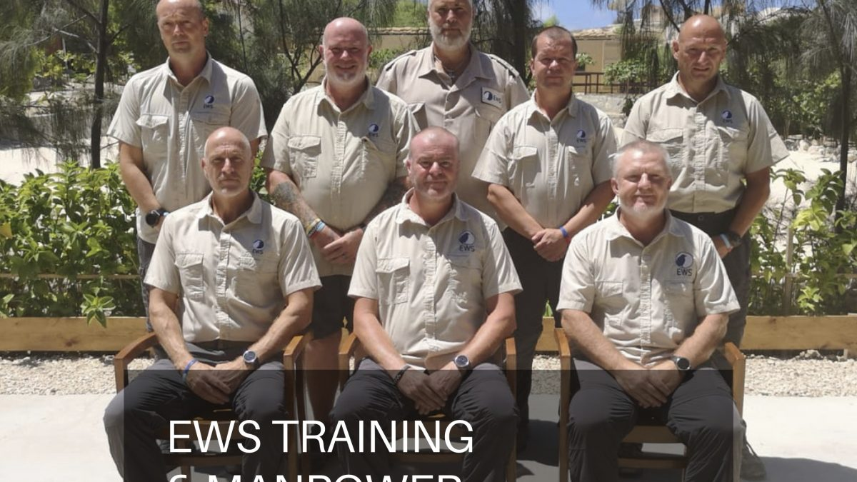 EWS Training - FSRs ECM equipment training