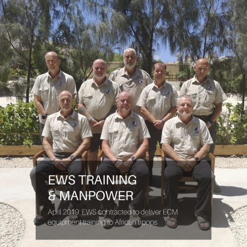 EWS Training - FSRs ECM equipment training