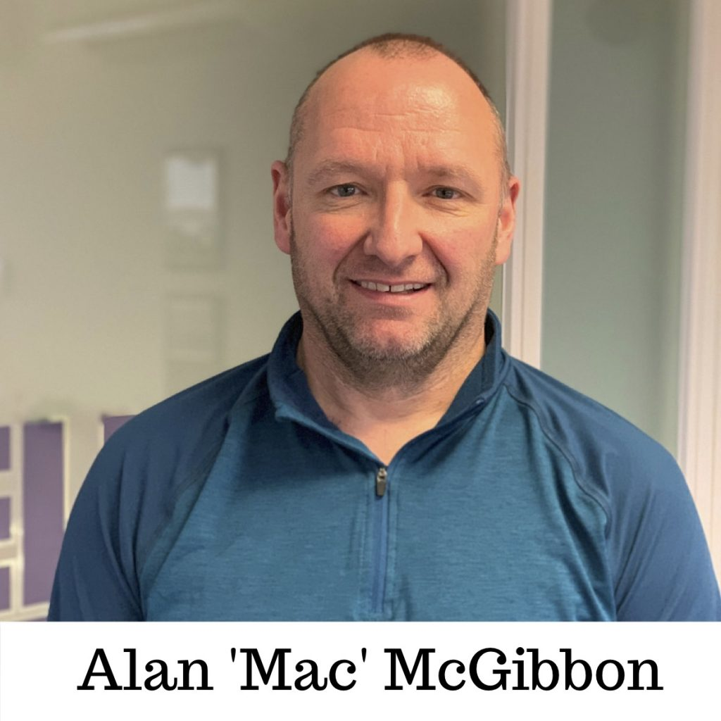 Remembering Alan 'Mac' McGibbon