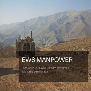 EWS expands FSR team with 9th member