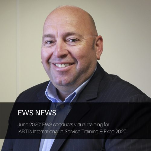 EWS conducts virtual training for IABTI's International In-Service Training & Expo 2020