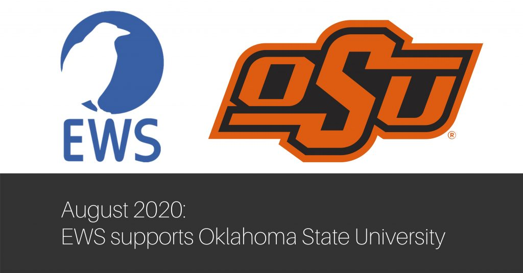 EWS is proud to announce that we will shortly be supporting Oklahoma State University, School of Forensic Sciences