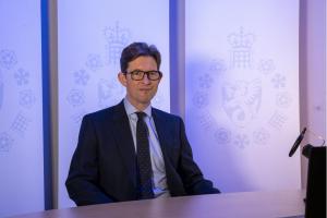 MI5 Director General Ken McCallum